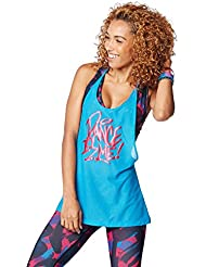 Zumba Fitness Dance Is Mesh Débardeur Femme