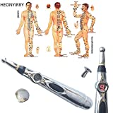 #6: COLABA Electronic Acupuncture Pen Electric Meridians Laser Acupuncture Machine Magnet Therapy Instrument Meridian Energy Pen massager