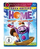 Home - Ein smektakulärer Trip - Party Edition [Blu-ray]