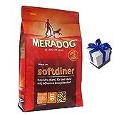 Mera Dog 12,5 kg Softdiner Premium Hundefutter bei hohem Energiebedarf+ Geschenk