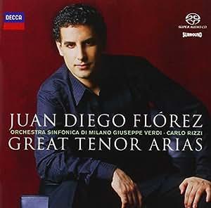 Juan Diego Florez / Great Tenor Arias