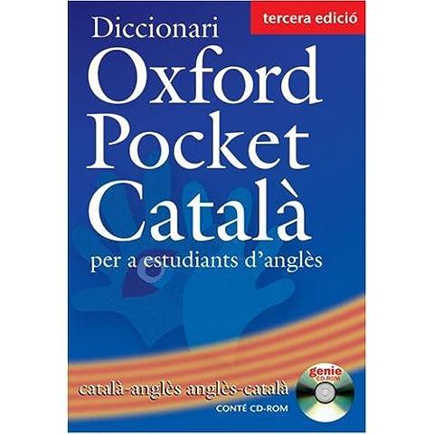 Oxford pocket Catalá : diccionari per a estudiants d'angles. catala-angles/ang: Catala-Angles/Angles-Catala) (Diccionarios)