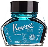 #6: Kaweco Fountain Pen Ink Bottle 30ml - Caribbean Turquoise