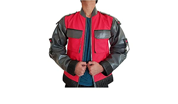 e038288d3f47c SouthBeachLeather Back to The Future 2 Marty McFly Leather Jacket ...