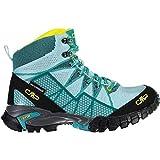 CMP Trekkingschuhe Outdoorschuh TAURI MID WMN Trekking Shoe WP hellblau