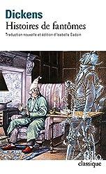 Histoires de fantômes (édition enrichie) (Folio Classique)
