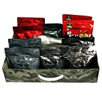 [Kim Byeong Jang]Korea Military Food Camping Rice Meal C Ration military foods MRE 10Pcs Set Combat Emergency Rations… 8