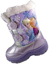 Disney - Botas de nieve chica