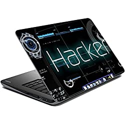 meSleep Hacker Laptop Skin