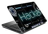 meSleep Hacker Laptop Skin