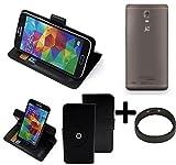 TOP SET: 360° Schutz Hülle Smartphone Tasche für Allview
