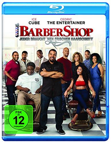 Barbershop – Jeder braucht `nen frischen Haarschnitt [Blu-ray]