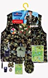 Dress Up America Kinder Military Forces Rollenspiel Ankleiden Set