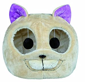 Luzie Cuddly Cat Bed and Play Cave * Design Just In* from Trixie