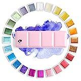 Aquarellfarben Set1