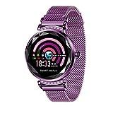 Fitness Tracker Smartwatch, MEIbax Lady Orologio Intelligente Braccialetto...