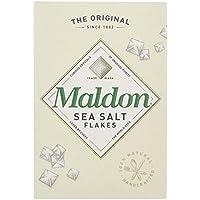 Maldon Escamas de Sal Marina - 125 g