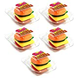 5 Trolli Maxi Burger da 50 gr - Caramelle
