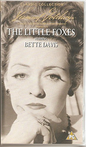 the-little-foxes-vhs