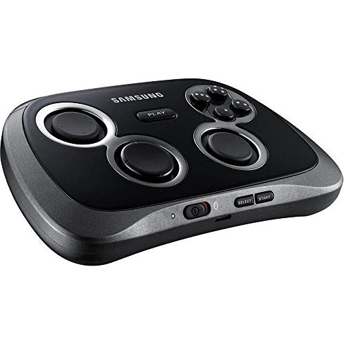 Samsung EI-GP20HNBEGWW Gamepad (kompatibel für Samsung Modelle mit Android 4.1 oder höher (optimiert für 4.3)) schwarz