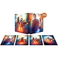 Doctor Who Series 2 UK Limited Edition Steelbook Blu-ray + Includes 4 bonus art cards Available Now!