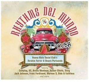 Rhythms Del Mundo (featuring Coldplay, Arctic Monkeys, Kaiser Chiefs...)