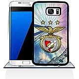 Galaxy S7 Edge Cell Phone Football Club Logo S.L. Benfica Samsung Galaxy S7 Edge CoqueCase [gift for Garçons] S.L. Benfica Samsung S7 Edge Étui pour téléphone Unique S.L. Benfica