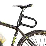 Lucchetto-a-U-per-Bici-DINOKA-U-Blocco-Bicicletta-Robusta-16mm-Antifurto-ad-Arco-con-Staffa-di-Fissaggio-1200mm-di-Cavo-in-Acciaio-Flessibile-Intrecciato