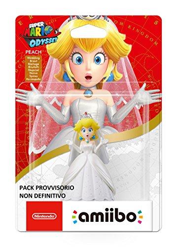 Figurina amiibo de Peach, Colección Super Mario Odyssey