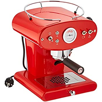 Francis Francis for Illy X1 Ground Coffee Machine, Red ...