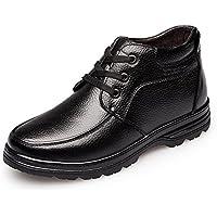 Alte scarpe uomini in inverno/ Midlife scarpe/ scarpe di grandi