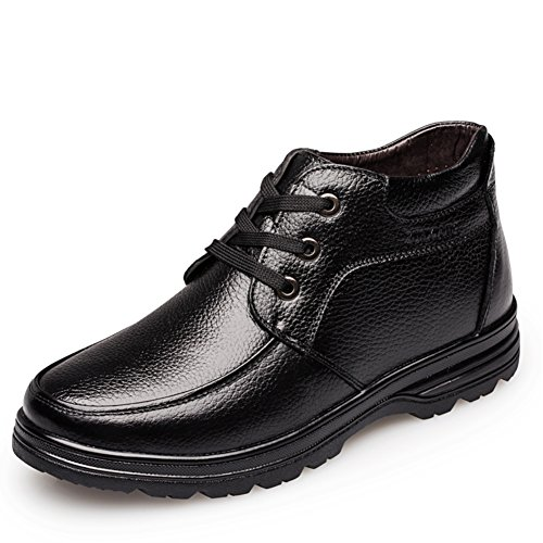 Hautes chaussures en hiver/ Midlife chaussures/ chaussures grande taille et papa/ entre deux âges et souliers de velours A