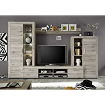 meuble tv bibliotheque. Black Bedroom Furniture Sets. Home Design Ideas