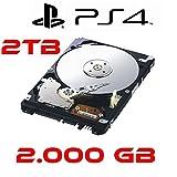 i.norys 2TB (2000GB) Festplatte für SONY PS4 PlayStation 4 2,5' 32MB SATA-III 6Gb/s