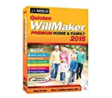 Quicken WillMaker Premium 2015 Home & Family