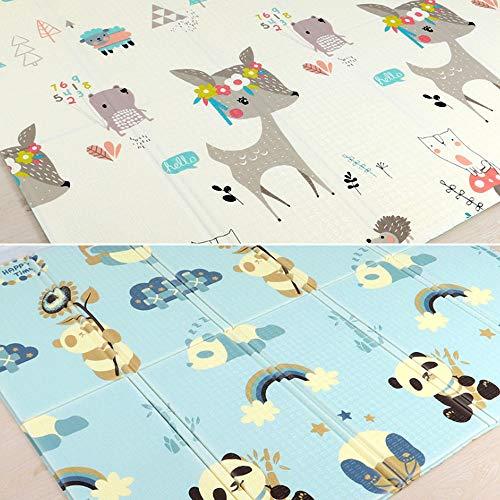 Blanketswarm Kids Crawling Mat,F...