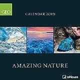2019 GEO Amazing Nature Calendar - teNeues Grid Calendar - Photography Calendar - 30 x 30 cm