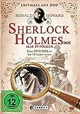 Sherlock Holmes Box - Die kpl. TV Serie mit allen 39 Folgen [6 DVDs]