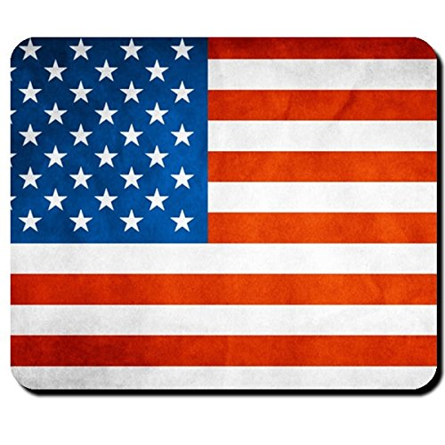 Stars and Stripes-USA Amerika Fahne Flagge Mauspad ALFASHIRT US Army Militär - Mauspad Mousepad Computer Laptop PC #7711 (Star Uniform)