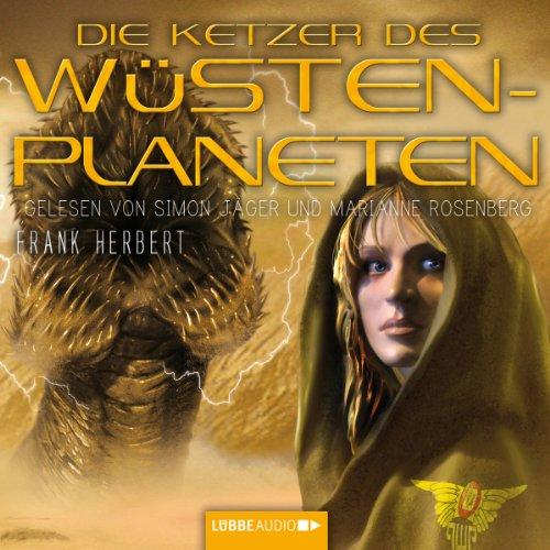 Buchseite und Rezensionen zu 'Die Ketzer des Wüstenplaneten (Dune 5)' von Frank Herbert