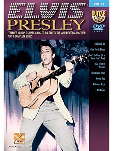 Guitar Play-Along DVD Volume 21: Elvis Presley