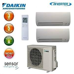 Daikin Bi-split inverter 2MXS40H + 2 FTXS20K
