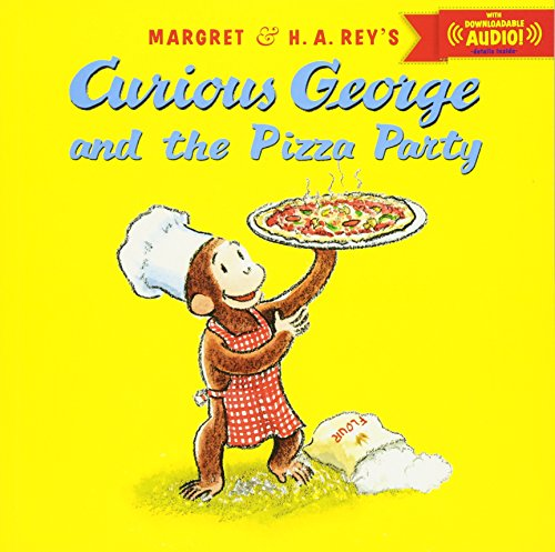 Curious George and the pizza party.