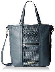 Caprese Solang Women's Tote Bag (Navy)