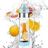 Best Fruit Infuser Water Bottle Bpa Frees - Bottlebottle 700ml Fruit Infuser Water Bottle with Flip Review