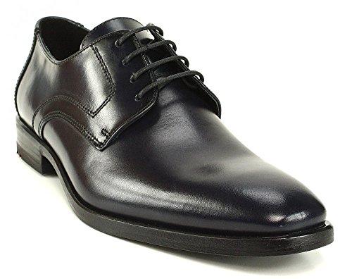 LLOYD 15–117–29 danville océan-business chaussures à lacets-peaux épilés de bovins-semelles en cuir Océan