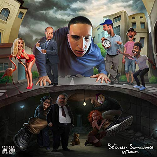 Between Somewhere [Explicit]