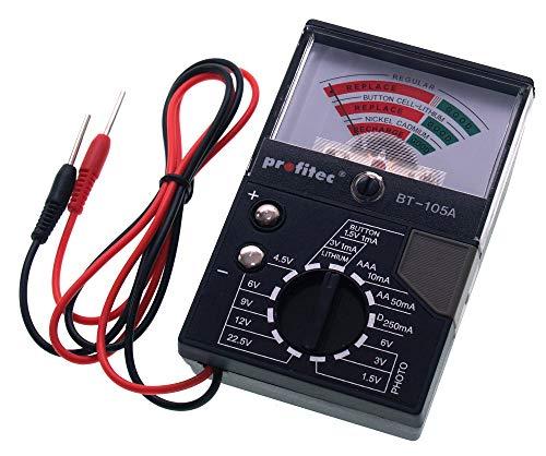 profitec BT 105 A Batterietester