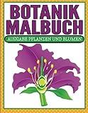 Botanik-Malbuch  Ausgabe Pflanzen und Blumen - Speedy Kids