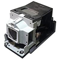 Chaowei TLPLW15 / 75016600 Replacement Projector Lamp Bulb with Housing Compatible with Toshiba TDP-ST20 / TDP-EX20 / TDP-EW25 / TDP-EX20U / TDP-EW25U / TDP-EX21 / TDP-SB20